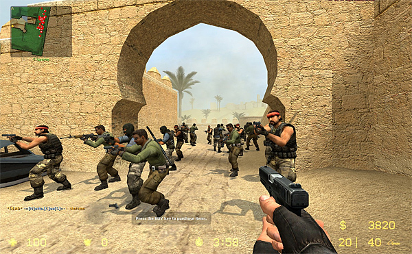 Counter strike strategy no such thing as spawn camping on dust2