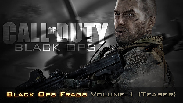Call of Duty Black Ops After Effects Fraps